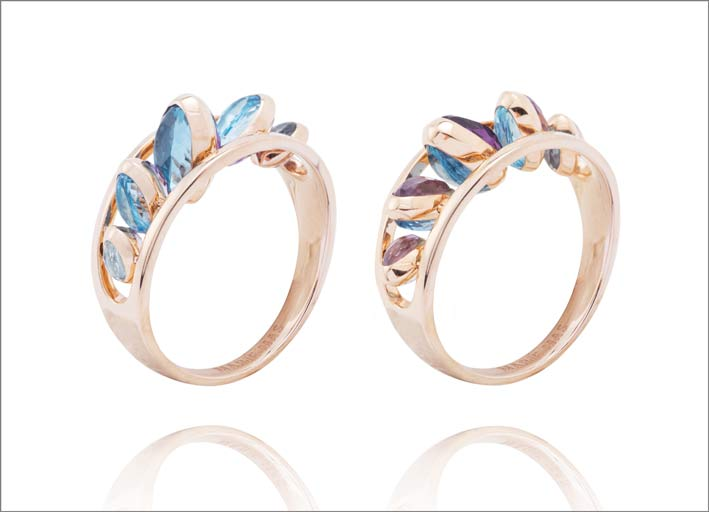 Dancing Ring di Marie Mas