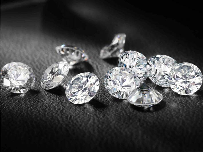 Diamanti all'ingrosso