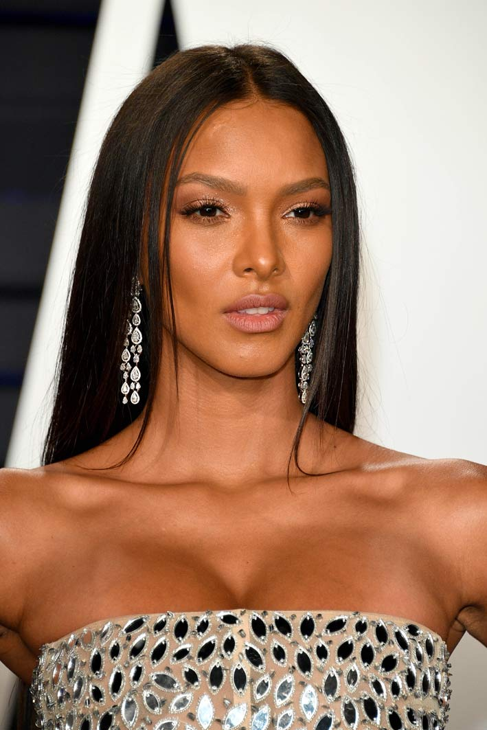 Lais Ribeiro in Messika