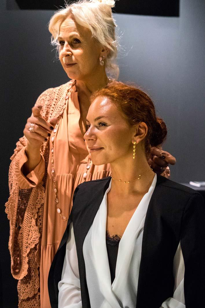 Laura Bicego, designer e fondatrice di Nanis