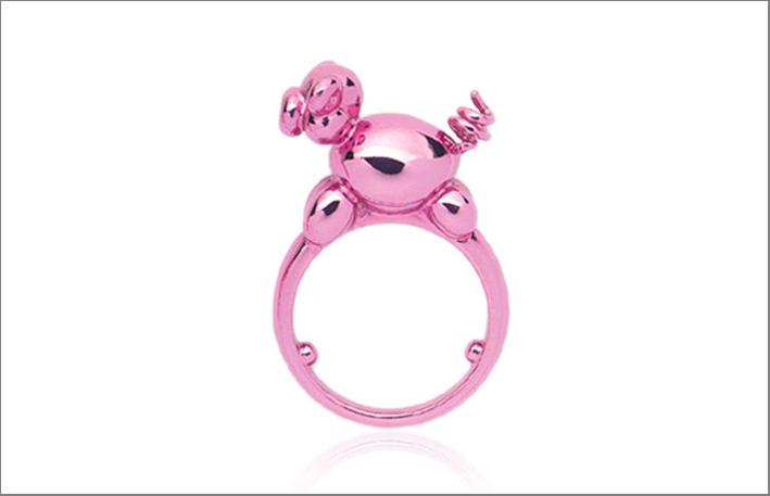 Lauren X Khoo, anello per l'anno del maiale