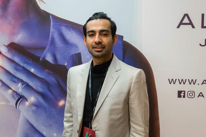 Yuvraj Pahuja co-fondatore di Alessa
