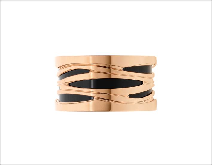 scarpe sportive 25c28 a1f73 Bulgari, i nuovi anelli B.zero1 - Gioiellis