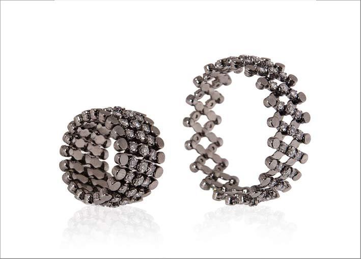 Serafino Consoli, Juwelen ohne Größe