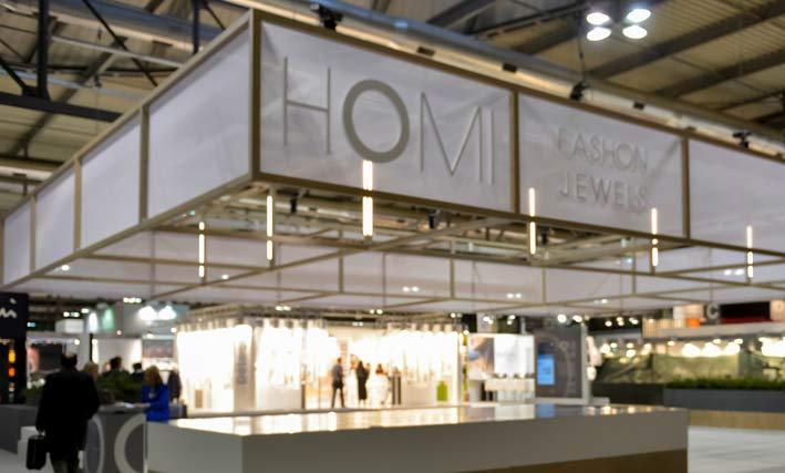 Lo spazio Homi Fashion & Jewels