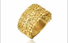 Bracciale  in oro  della collezione Be