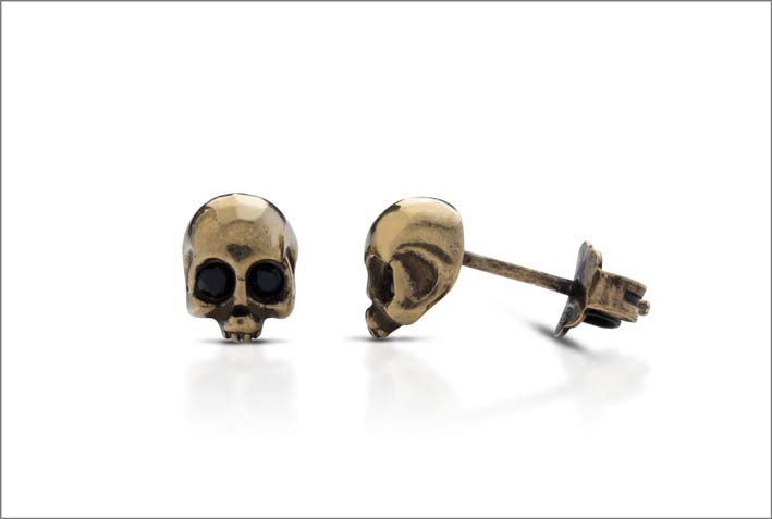 Orecchini di Skullsh*t