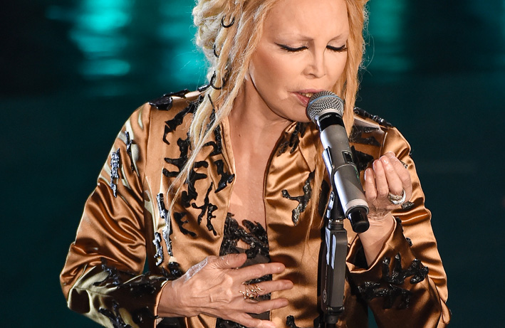 Patty Pravo in Damiani