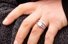 L'anello di fidanzamento di Zara Phillips