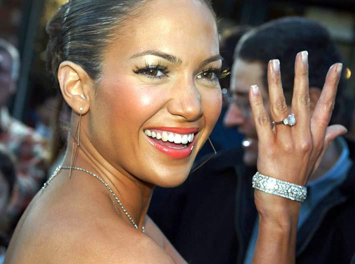 L'anello di Ben Affleck