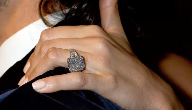 L'anello di Marc Anthony