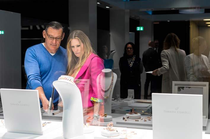 Visitatori a Baselworld 2019. Copyright gioiellis.com