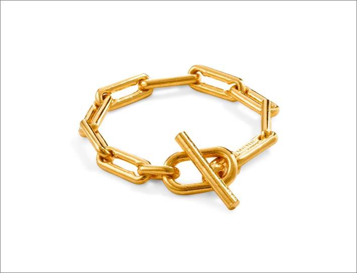 Bracciale in oro 24 carati