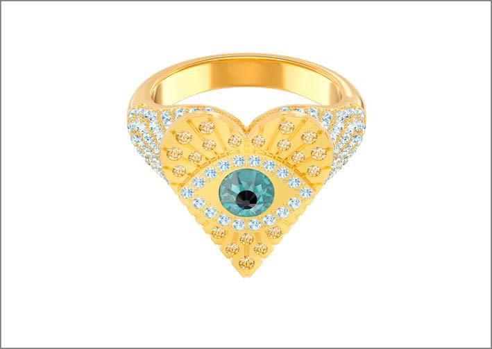 Anello della collezione Lucky Goddess