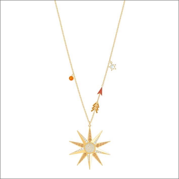 Collana della collezione Lucky Goddess