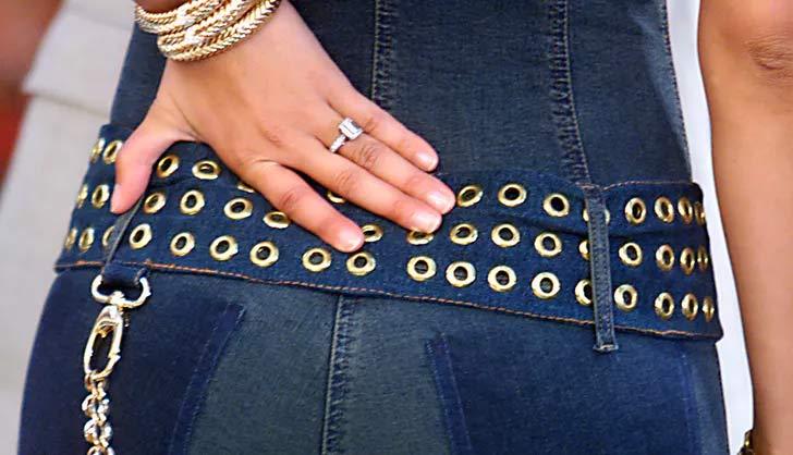 L'anello di Cris Judd