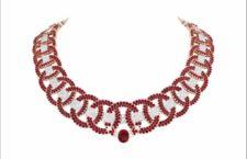 Collana della collezione Treasure of Rubies