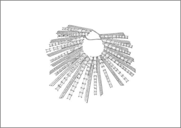 Orecchino di diamanti Single, indossato da Katy Perry