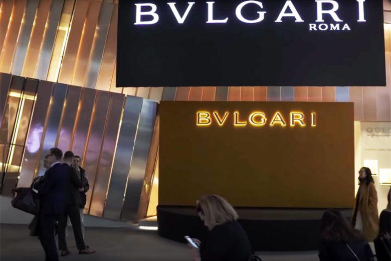 Bulgari a Baselworld 2019