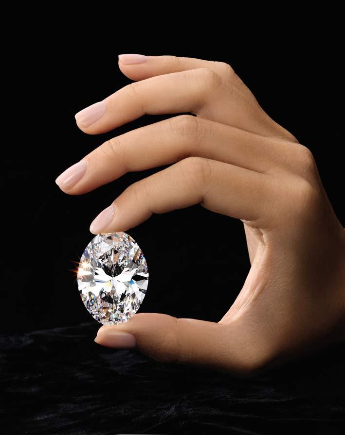 Il diamante battuto da Sotheby's per 13,8 milioni di dollari