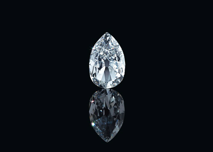 The Arcot II Diamond