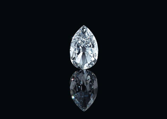 The Arcot II Diamond