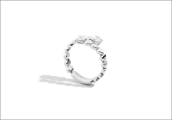 Recarlo, anello della collezione Feeling