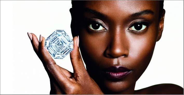 Il diamante da 302,37 carati