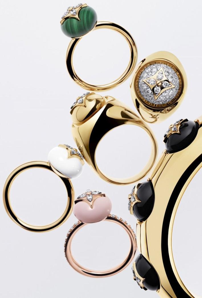 Louis Vuitton, collezione B Blossom