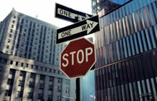 New York, stop