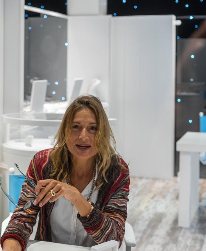 Tamara Comolli. Copyright: gioiellis.com