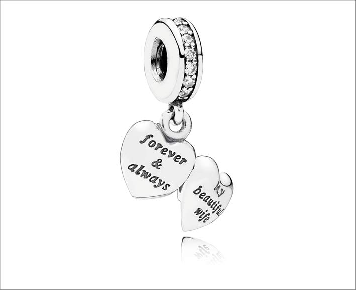 Charms Pandora per il matrimonio