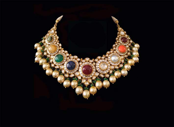 Umrao, Navartna necklace