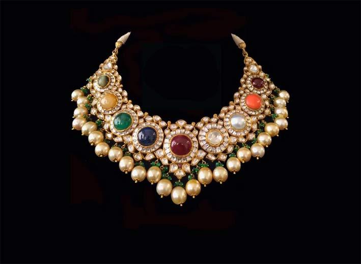 Umrao, Navartna necklace