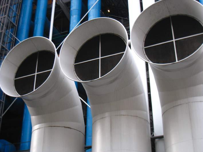 Centre Pompidou, a Parigi