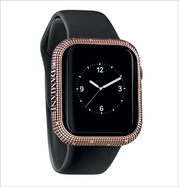 Cover di Damiani per Apple Watch