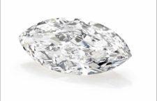Diamante taglio marquise venduto per 90.000 euro
