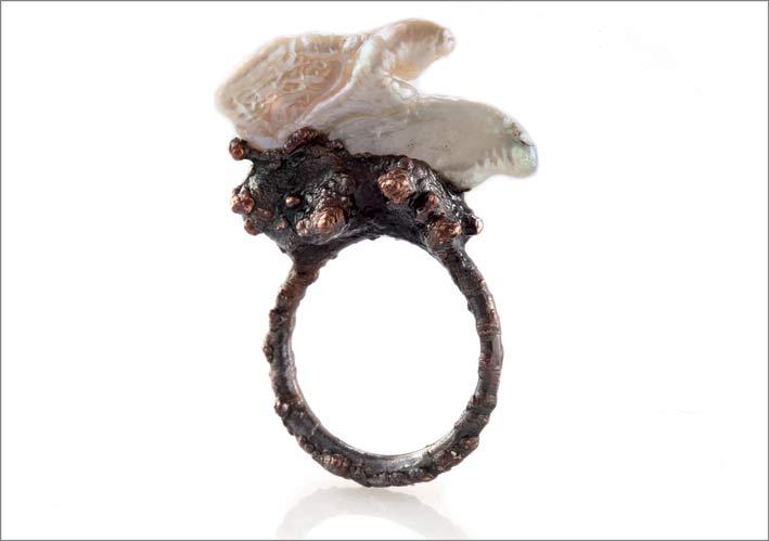 Maria Louise  High, Double Luminous Ring