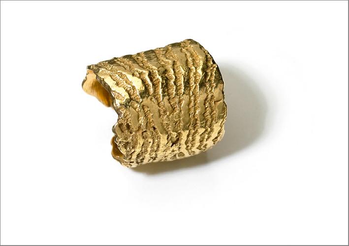 Anello in oro 18 carati