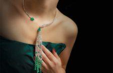 Gismondi 1754, la collana della collezione Essenza indossata