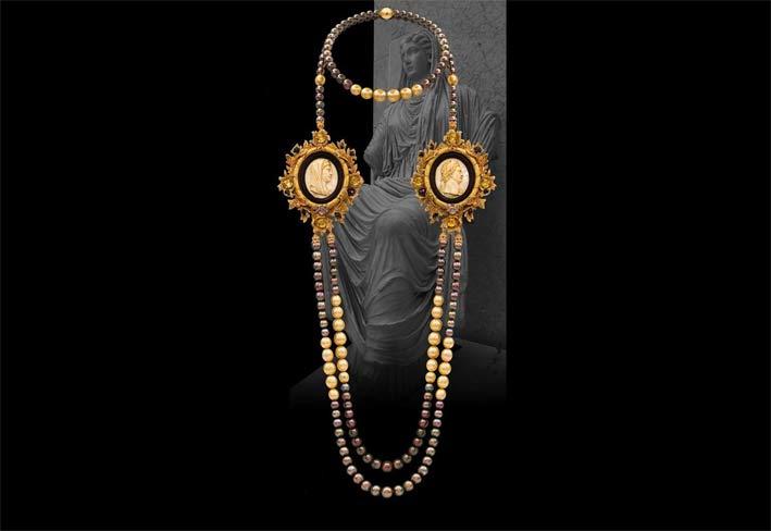 Collana Imperial Acanthus