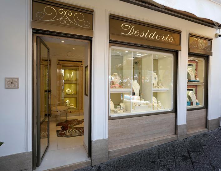 Gioielleria Desiderio, Capri