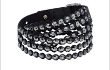 Bracciale nero Swarovski Power collection