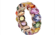 Lenti Villasco, anello Multicolor