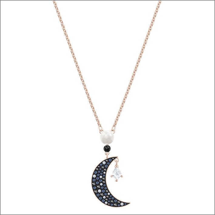 Pendente con il simbolo della luna