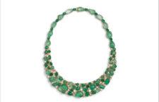 Muzo Emerald, collana Muisca