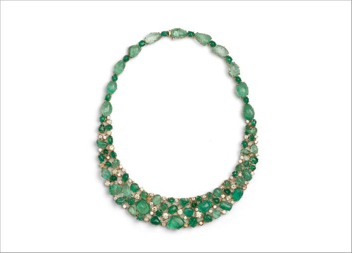 Muzo Emerald, collana Muisco
