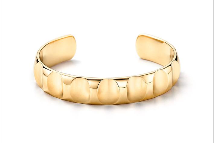 Bracciale in oro da uomo di Tiffany