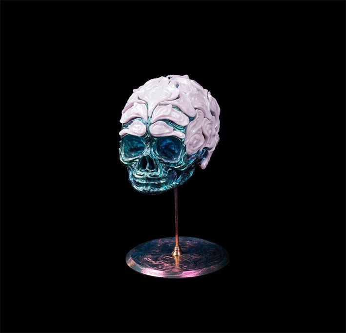 Memories From Death to Life, scultura di Wallace Chan