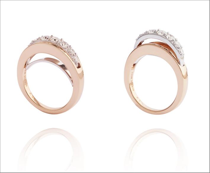 Marie Mas, Ripple ring